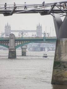 Londen tijdens de Olympische Spelen